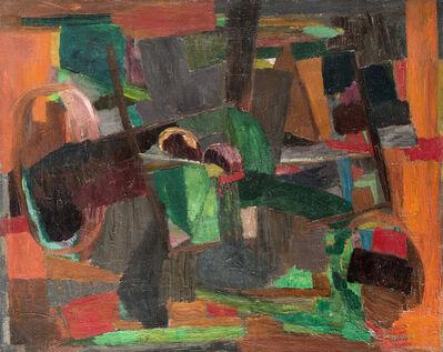Bruno Cassinari, 'Le pesche (Composizione)', 1957