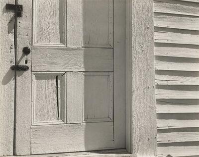 Edward Weston, 'Church, Motherlode [Church Door, Hornitos], 1940', 1940