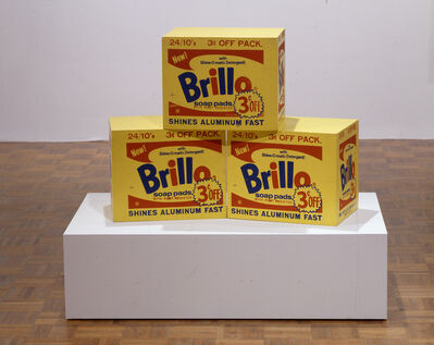 Andy Warhol, 'Brillo Box', ca. 1964