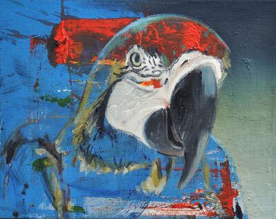 Jochen Pankrath, 'Abstrakte Philosophen XXVIII', 2019