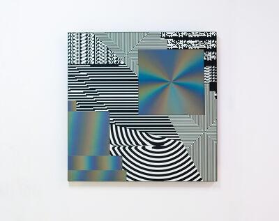 Felipe Pantone, 'Planned Iridescence 10', 2017