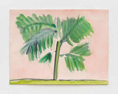 Elizabeth Enders, 'Green Tree - Pink Sky II', 2019