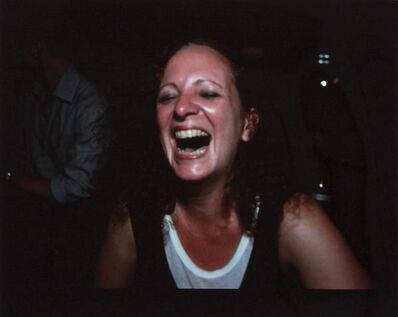 Nan Goldin, 'Self-portrait, laughing ', 1999