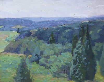 Margaret Jordan Patterson, 'Rolling Hills', Early 20th century