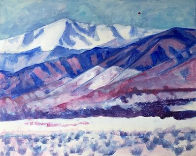 Randa Dubnick, 'Pikes Peak Daydream', 2020
