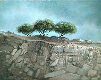 Durar Bacri, 'Golan Heights #2', 2020