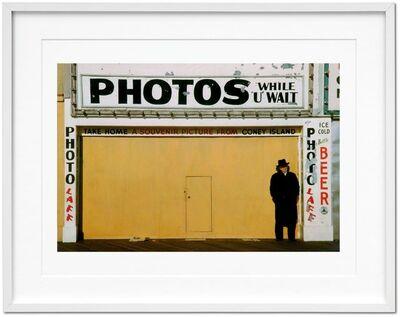 """Marvin E. Newman, 'Marvin E. Newman, Art Edition """"Coney Island, 1953""""', 1953"""