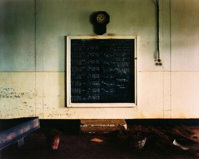 Laura McPhee, 'Tea Factory, Mutwagalla Estate, Kiriella, Sri Lanka, 1993, from the series No Ordinary Land', 1993
