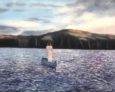 Kendra Lynn Bulgrin, 'Decidedly Drifting Away', 2020