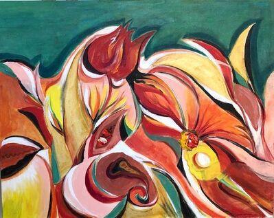 Joan Miller, 'Elegy #5'