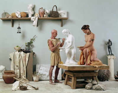 Eleanor Antin, 'The Artist's Studio', 2001