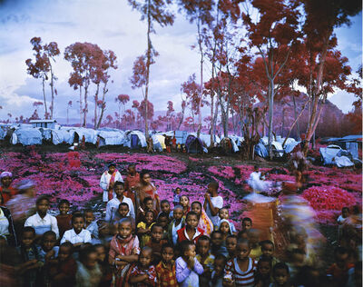 "Richard Mosse, '""Lost Fun Zone""', 2012"