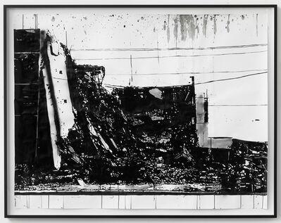Monica Bonvicini, 'Hurricanes and Other Catastrophes #18', 2008