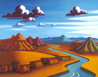Joseph Comellas, 'Journey To  Cochiti', 2019