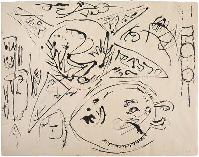 Jackson Pollock, 'Untitled', circa 1952-56