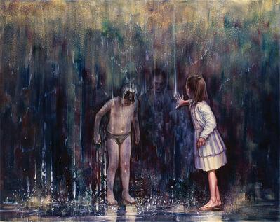 Attila Szűcs, 'Water Wall', 2015