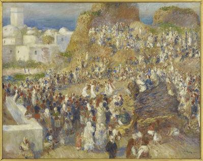 Pierre-Auguste Renoir, 'Arab Festival', 1881