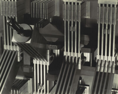 Ralph Steiner, 'Power Switches', ca. 1930