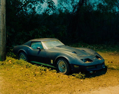 Gregory Halpern, 'Blue Corvette', 2005-2018
