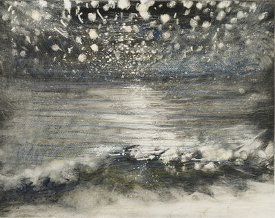 Bill Jacklin, 'Stars and Sea at Night V', 2015