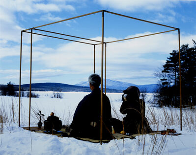 Pierre Sernet, 'Kate, Ashokan Lake, New York'