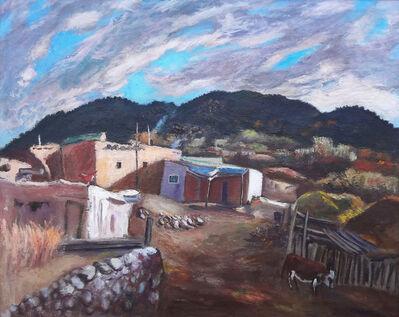 Louis Ribak, 'Village of Talpa - New Mexico', ca. 1944