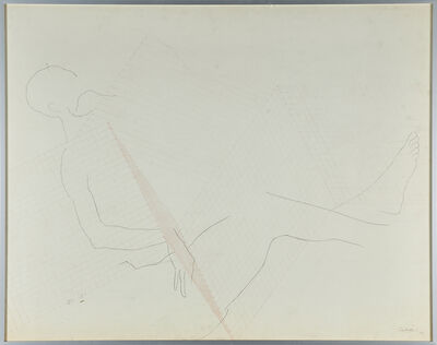 Enrique Castro-Cid, 'Untitled', 1968