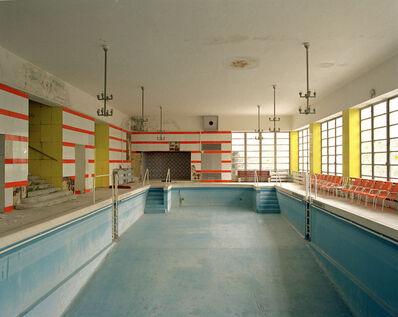 Margherita Spiluttini, 'Hallenbad im Südbahnhotel Semmering, AT, Architekten Emil Hoppe, Otto Schönthal', 1991