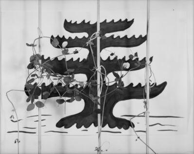 Marina Pinsky, 'Pine Tree Flag 2', 2017