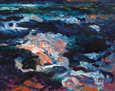Bernd Zimmer, 'Mare mosso', 1987
