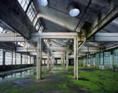 Yves Marchand & Romain Meffre, 'Hall, Peters Cartridge Factory, Kings  Mills, USA ', 2011