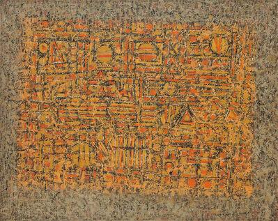 Seundja Rhee, 'Untitled', 1961