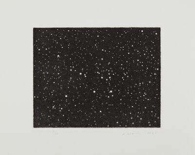 Vija Celmins, 'Untitled (Galaxy)', 1986