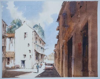 Ong Kim Seng, ' Merchant Road'