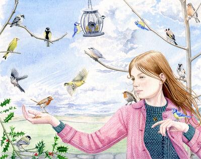 Jessica Mulholland, 'Feed the Birds', 2020