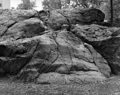 Mitch Epstein, 'Umpire Rock, Central Park from the series Rocks and Clouds', 2015