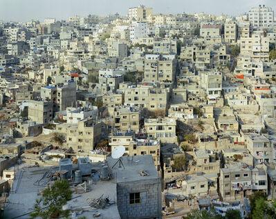 Robert Polidori, 'Amman #5, View from Citadel, (Jabal al Qal'a)', 1996