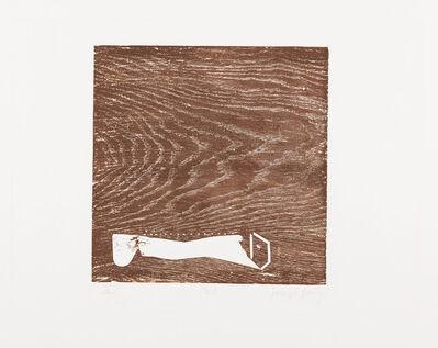 Joseph Beuys, 'Bein (aus Holzschnitte)', 1973