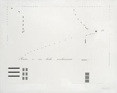 Marie Orensanz, 'Pensar es un hecho revolucionario', 1975