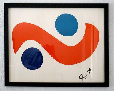Alexander Calder, 'Skybird ', 1974
