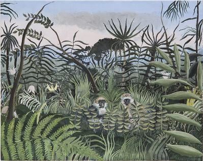 Gianluca Di Pasquale, 'Monkey's Family', 2014