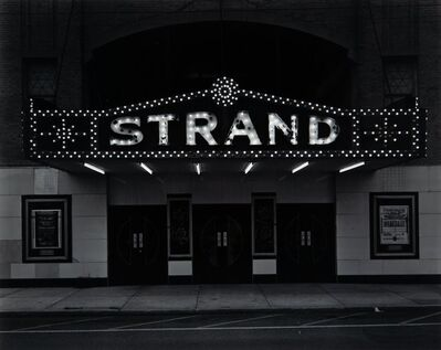 George Tice, 'Strand Theater, Keyport, New Jersey', 1973