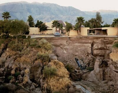 Joel Sternfeld, 'After a Flash Flood, Rancho Mirage, California', 1979
