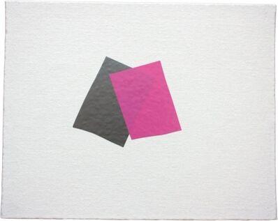 Justin Adian, 'Overtime (pink)', 2016