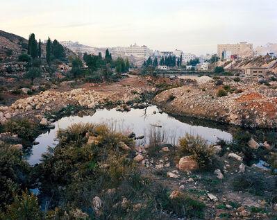 Thomas Struth, 'Outskirts of Ramallah, Ramallah', 2011