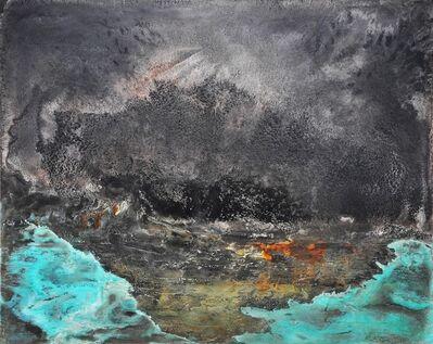 Frédérique Domergue, 'The Den of Ithaca', 2018