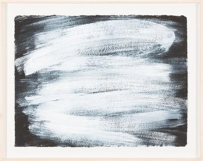 Raimund Girke, 'Approach (Black) II', 1995