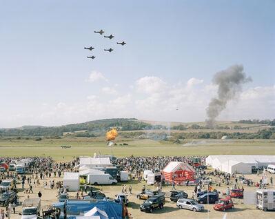 Simon Roberts, 'Battle of Britain Memorial Flight, Shoreham Air Show, West Sussex, 15 September 2007 ', 2007
