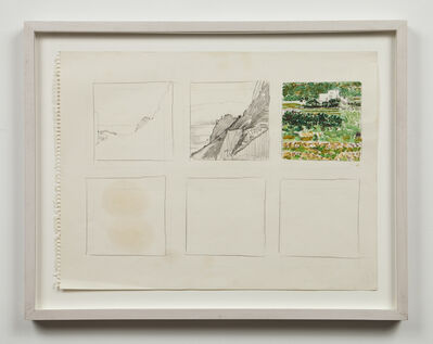 Paul Thek, 'Untitled (6 studies)', ca. 1975