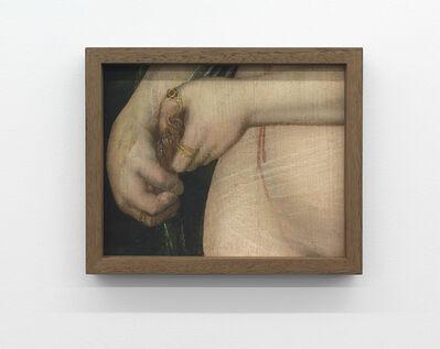 Maegan Hill-Carroll, 'Still held Dribble of Blood', 2018